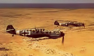 THE LUFTWAFFE IN NORTH AFRICA