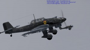 IL-2 Cliffs of Dover Ju-87