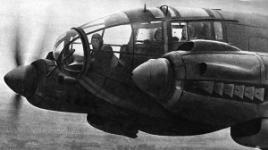 He111-nose